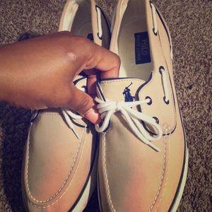 Other - Men's pole Ralph Lauren boat shoes size 11 1/2